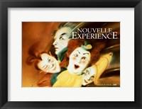 Framed Cirque du Soleil - Nouvelle Experience, c.1990