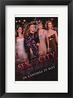 Framed Sex and The City: The Movie - characters