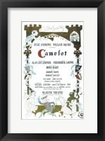 Framed Camelot (Broadway)