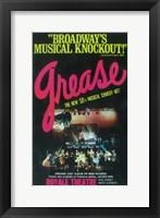 Framed Grease (Broadway)