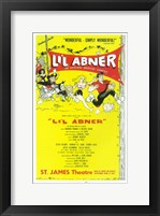 Framed Li'l Abner (Broadway)