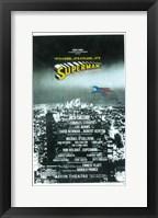 Framed Superman (Broadway)