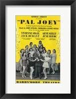 Framed Pal Joey (Broadway)