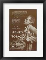Framed Tobacco Road (Broadway)