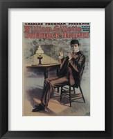 Framed Sherlock Holmes (Broadway)