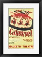 Framed Carousel (Broadway)