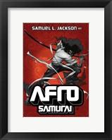 Framed Afro Samurai German
