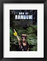 Framed Son of Rambow
