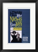 Framed Evening with Mike Nichols and Elaine May (Broadway)