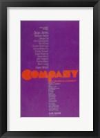 Framed Company (Broadway)