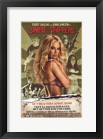 Framed Zombie Strippers