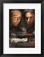 Framed Righteous Kill