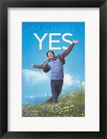 Framed Yes Man