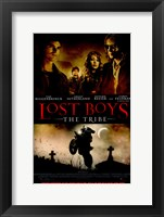 Framed Lost Boys: The Tribe