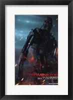 Framed Terminator: Salvation - style A