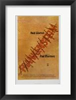 Framed Flesh for Frankenstein