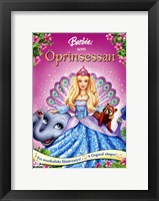Framed Barbie as the Island Princess