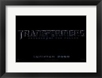 Framed Transformers 2: Revenge of the Fallen - style A