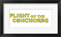 Framed Flight of the Conchords TV Show