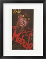 Framed Crimes of Dr. Mabuse