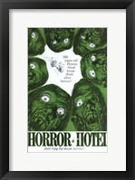 Framed Horror Hotel