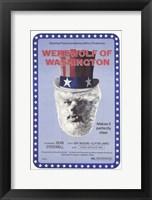 Framed Werewolf of Washington