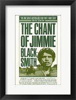 Framed Chant of Jimmie Blacksmith