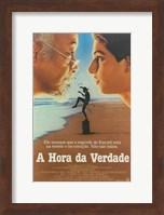 Framed Karate Kid Spanish