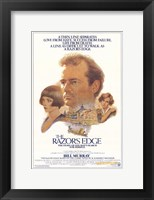 Framed Razor's Edge Bill Murray