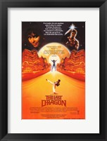 Framed Last Dragon French
