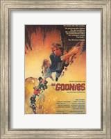 Framed Goonies - German