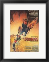 Framed Goonies - German