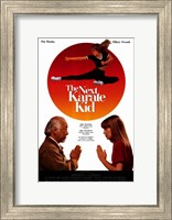 Framed Next Karate Kid