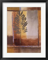 The Nearness of Autumn II Framed Print