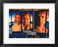 Framed Talented Mr. Ripley