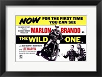 Framed Wild One - Marlon Brando