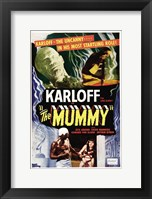 Framed Mummy
