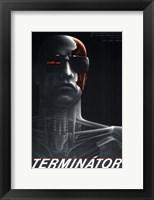 Framed Terminator - Czchecoslovakian - style A