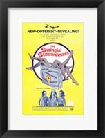 Framed Swingin' Stewardesses