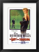 Framed Lady From Shanghai - I told you... you know nothing about wickedness