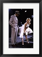 Framed Seven Year Itch - style E, c.1955
