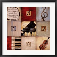 Framed Feel the Music II