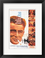 Framed James Dean Story