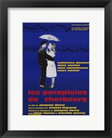 Framed Umbrellas of Cherbourg (french)