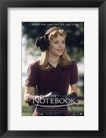 Framed Notebook Allie Hamilton