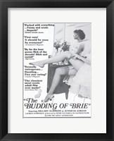 Framed Budding of Brie