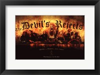 Framed Devil's Rejects Cast