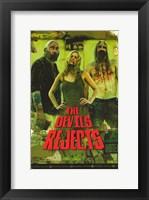 Framed Devil's Rejects Baby Captain Spalding & Otus