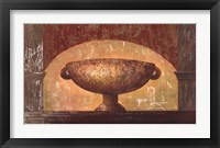 Framed Vessel in Arch I
