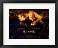 Framed Island - Scarlett Johansson